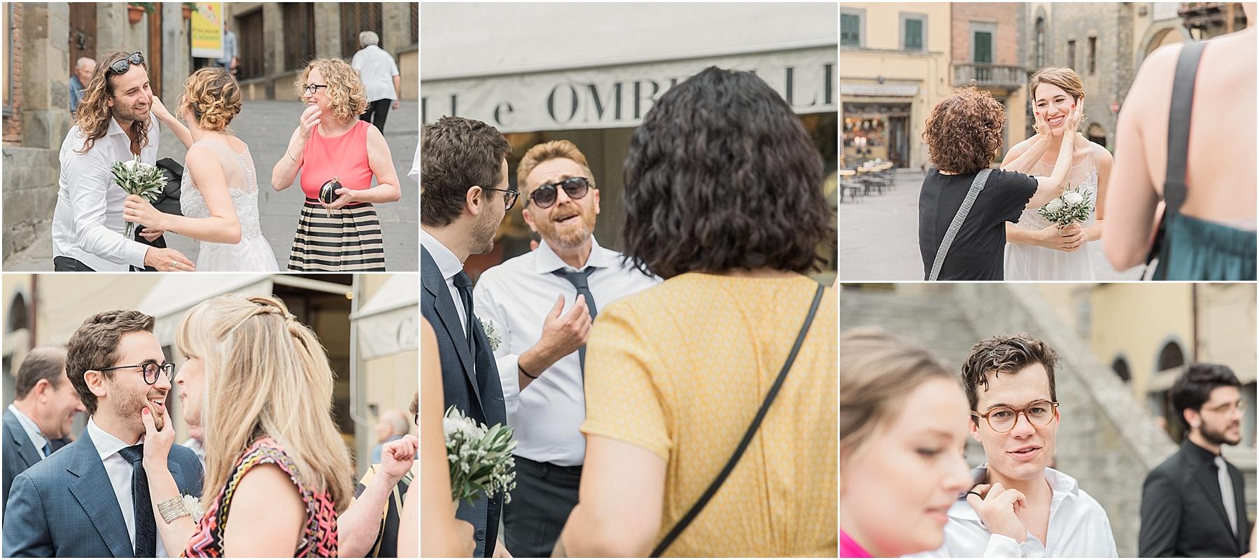 italian wedding celebrations al pacino cortona destination wedding