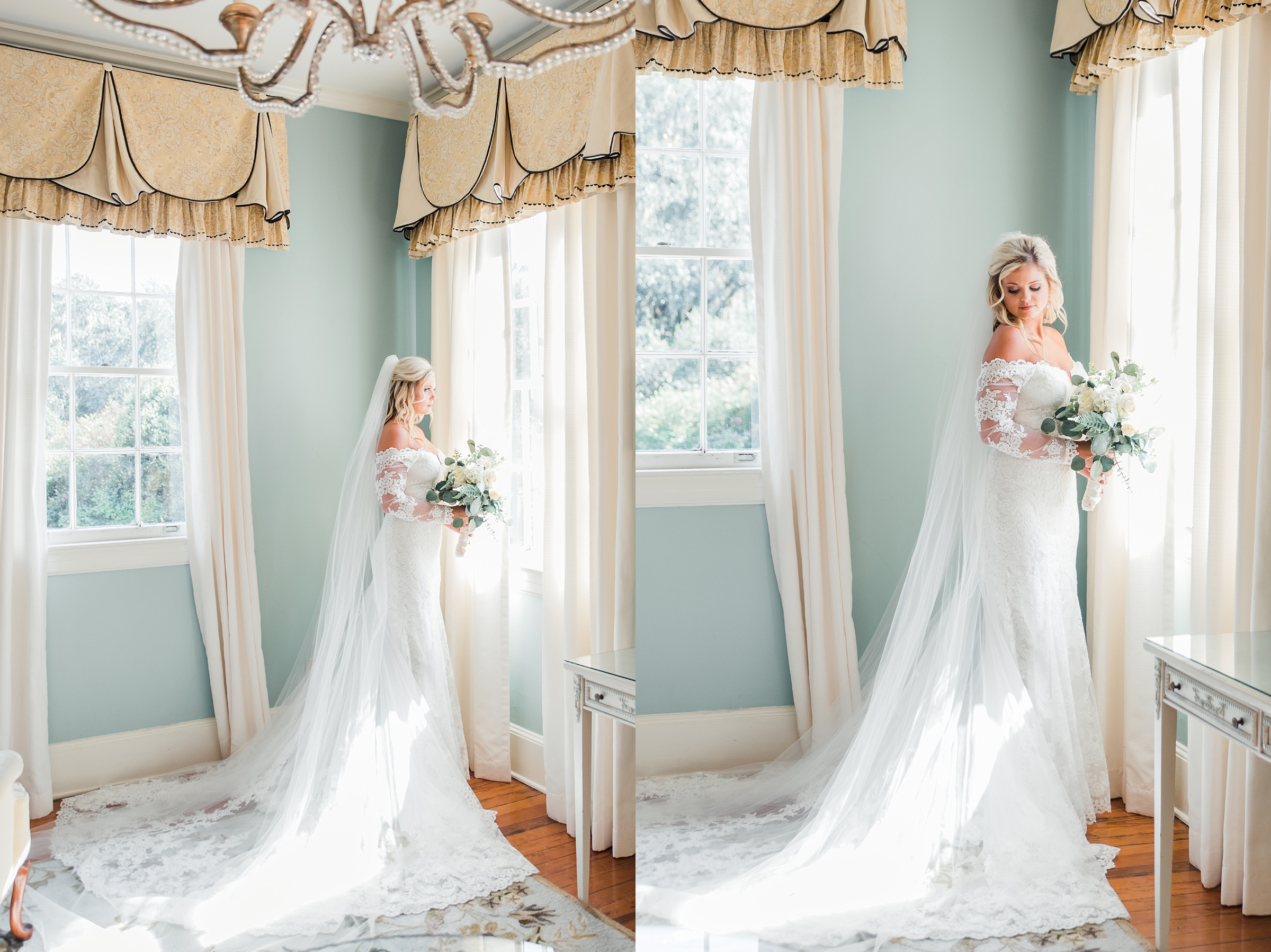 legare waring house bridal session charleston sc film hybrid wedding photographer