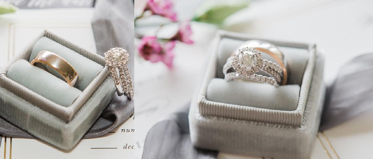 boone hall plantation wedding details photography wedding rings wedding bands