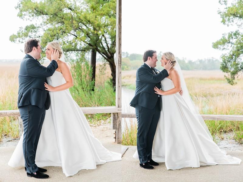 first look charleston sc wedding boone hall plantation wedding cotton dock charleston wedding photography
