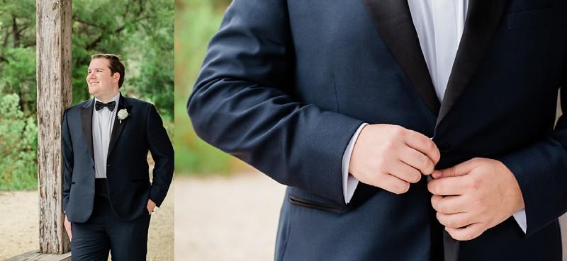 boone hall plantation wedding charleston sc spanish moss rainy wedding day gorgeous charleston wedding groom's details
