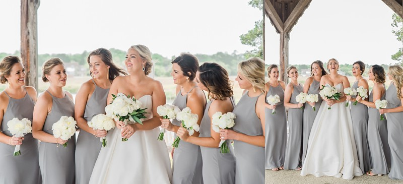 boone hall plantation wedding charleston sc spanish moss rainy wedding day gorgeous charleston wedding bridesmaids on cotton dock